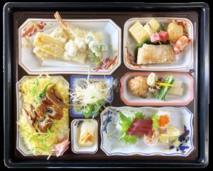 5000円弁当